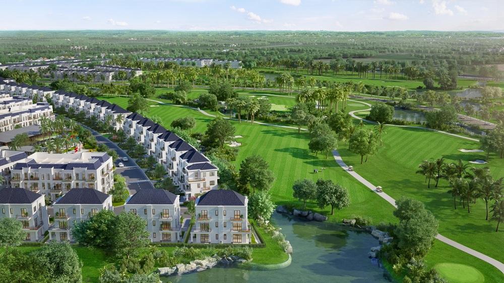 West Lakes Golf & Villas – khu biệt thự nghỉ dưỡng và sân golf đẳng cấp