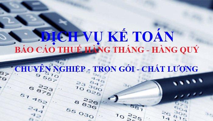 Báo giá Dịch vụ kế toán trọn gói Quận Gò Vấp, giá Dịch vụ kế toán trọn gói Quận Gò Vấp, Dịch vụ kế toán trọn gói Quận Gò Vấp
