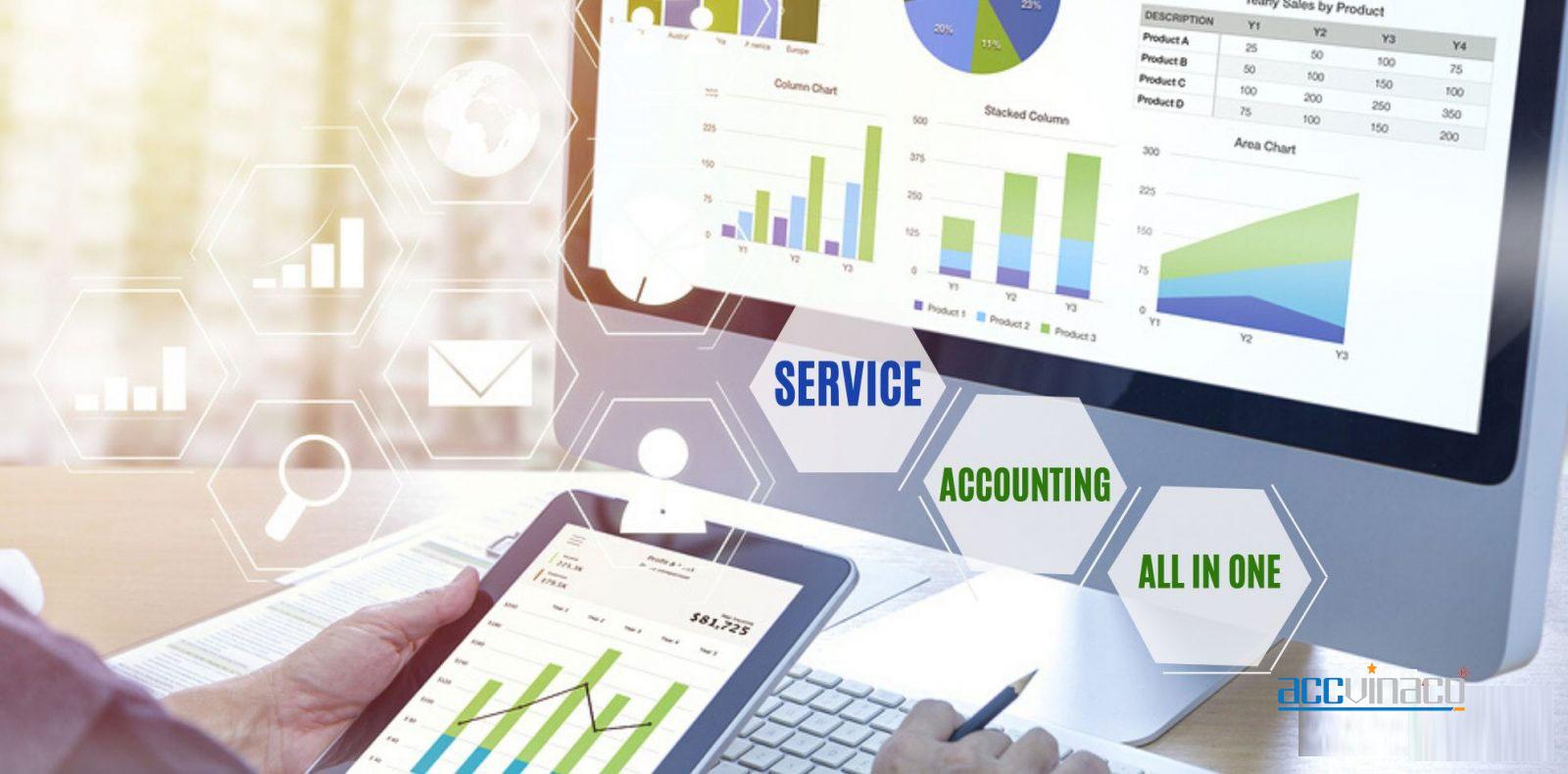 Báo giá Dịch vụ kế toán trọn gói Huyện Cần Giờ